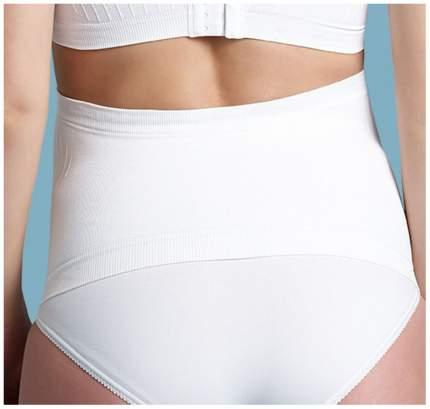 Бандаж для беременных Carriwell бесшовный белый M