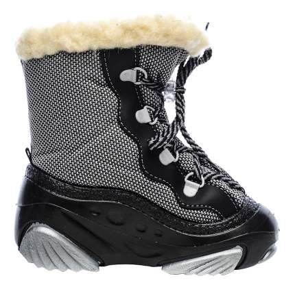 Сноубутсы Demar Snow mar серые 26-27 размер