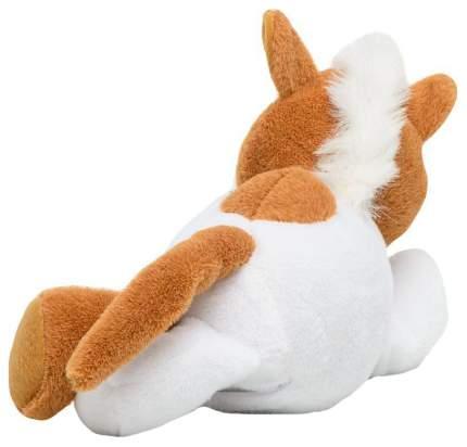 Интерактивная Мягкая игрушка Woody OTime Лошадь смеющаяся Коричневая