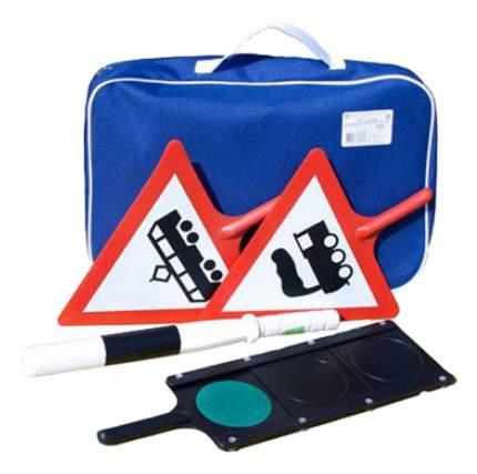 Набор дорожных знаков Совтехстром игровоой набор пластик У626, в асс.