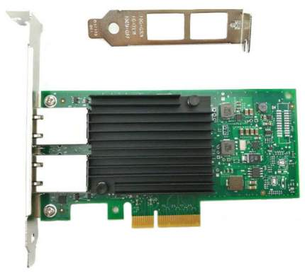 Сетевая карта Intel X550T2BLK
