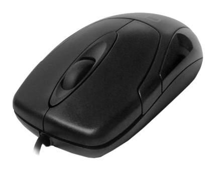 Проводная мышка CBR CM 302 Black