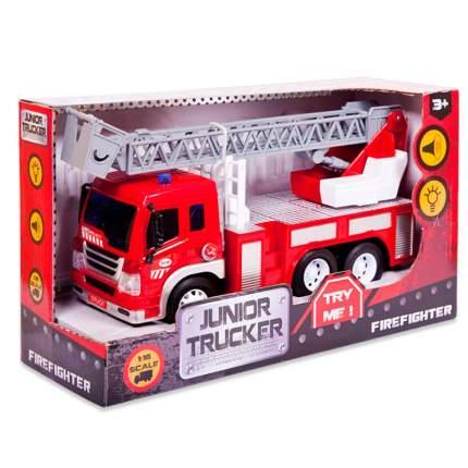 Машина Пожарная (с лестницей), 1:16 световые и звуковые эффекты ABtoys