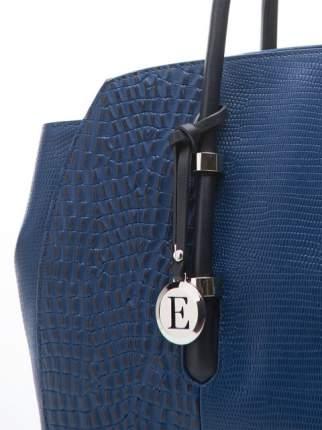 Сумка женская кожаная Eleganzza Z15-133 синяя