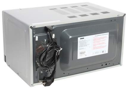 Микроволновая печь соло BBK 20MWS-729S/BS silver/black