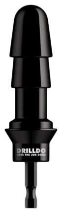 Drilldo анальная елка для drilldo и бит-адаптер