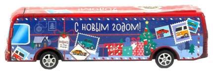 Городской транспорт Woow Toys С Новым Годом 4353142