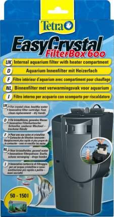 Фильтр для аквариума внутренний Tetra EasyCrystal 600, 600 л/ч, 7,5 Вт