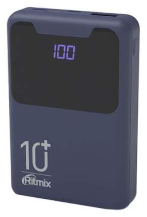 Внешний аккумулятор Ritmix RPB-10005 10000 мАч Blue