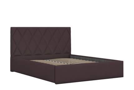 Тахта интерьерная Mobi Миа пегассо шоколад 174х223х111 см