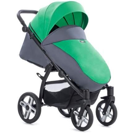 Прогулочная коляска Nuovita Modo Terreno Verde grigio / Зелено-серый