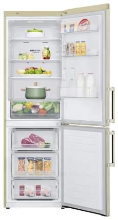 Холодильник LG GA-B 459 BEGL Beige