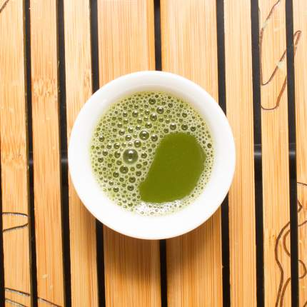 Чай зеленый 101 Чай японский матча с корицей 40 г