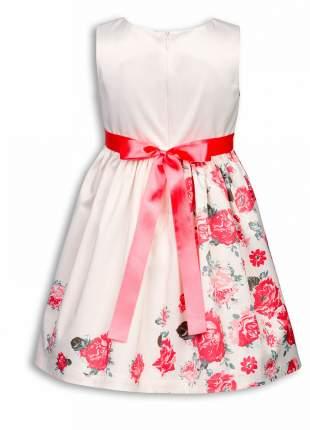Платье для девочки Pelican GWDV3016 Молочный р. 98