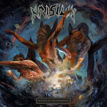 Виниловая пластинка Krisiun Scourge Of The Enthroned (LP+CD)