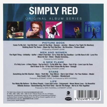 Simply Red Original Album Series (5CD)