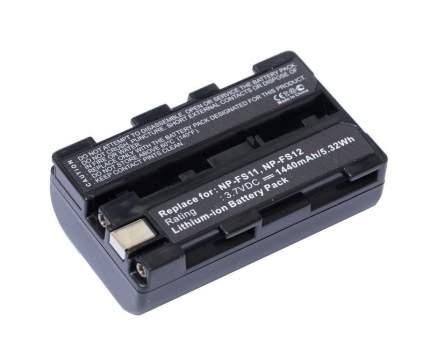 """Аккумулятор Pitatel """"SEB-PV1021"""", для Sony Cyber-shot DSC-P Series, 1440 мАч"""