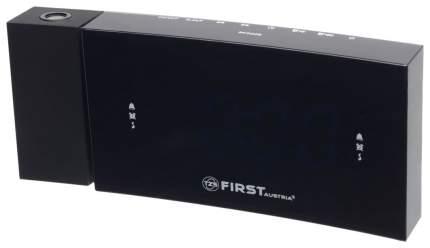Радиочасы с проектором First 2421-8 Черный