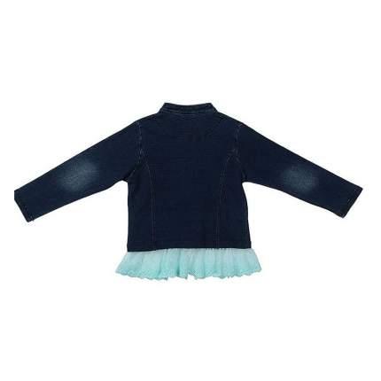 Куртка джинсовая Sweet Berry темно-синий р.80