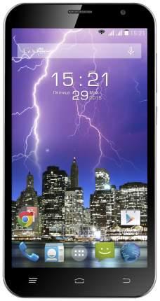 Смартфон Fly Nimbus 4 4Gb Black  (FS551)