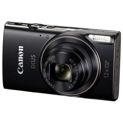 Фотоаппарат цифровой компактный Canon IXUS 285HS Black