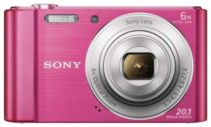 Фотоаппарат цифровой компактный Sony Cyber-shot DSC-W810 Pink