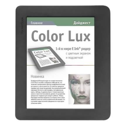 Электронная книга PocketBook 801 Black and Grey