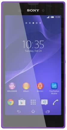 Смартфон Sony Xperia T3 8Gb Purple (D5103)