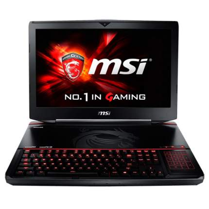 Ноутбук MSI GT80 2QE-287RU TITAN SLI