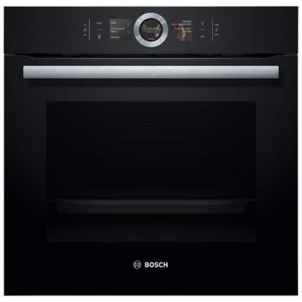 Встраиваемый электрический духовой шкаф Bosch HBG636BB1 Black