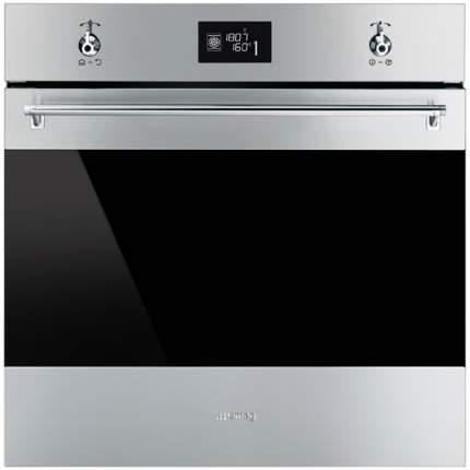 Встраиваемый электрический духовой шкаф Smeg SF6390XE Silver