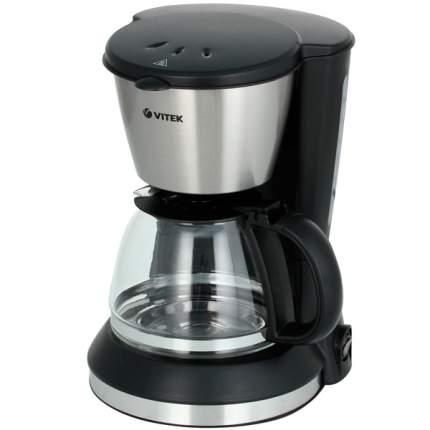 Кофеварка капельного типа VITEK VT 1506 Silver/Black