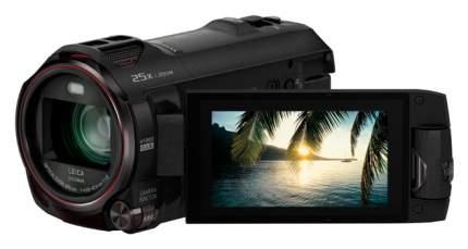 Видеокамера цифровая 4K Panasonic HC-WX970 Black