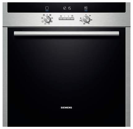 Встраиваемый электрический духовой шкаф Siemens HB23GB540 Silver