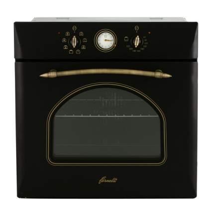 Встраиваемый электрический духовой шкаф Fornelli FEA 60 MERLETTO Black