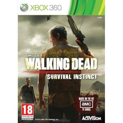 Игра The Walking Dead. Инстинкт выживания для Xbox 360
