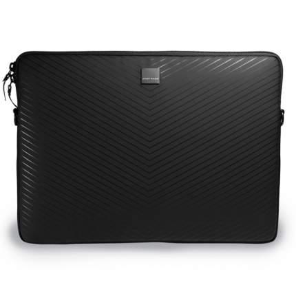 "Чехол для ноутбука 15"" Acme Made Smart Laptop Sleeve Matte Black Chevron"