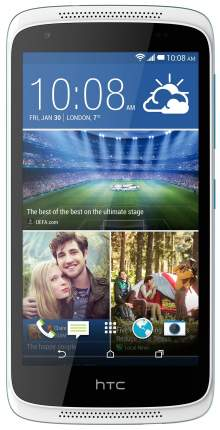 Смартфон HTC Desire 526G DS Terra 8Gb White/Glasser Blue