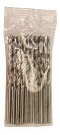 Набор сверл по металлу для дрелей, шуруповертов Sturm! 1055-04-3S2-SS10