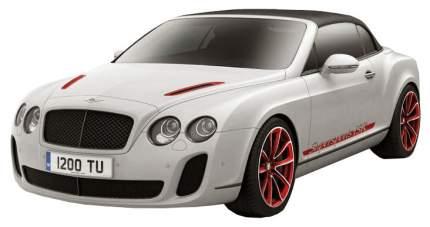 Коллекционная модель Bburago 1:18 BENTLEY Continental Supersport Convertible металл