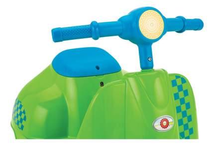 Электромашинка для детей razor mini mod - зелёный