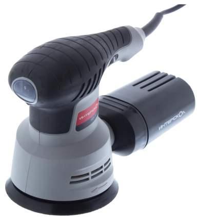 Сетевая эксцентриковая шлифовальная машина Интерскол ЭШМ-125/270Э 1040900100
