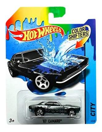 Машинка Hot Wheels меняющая цвет BHR15 BHR63