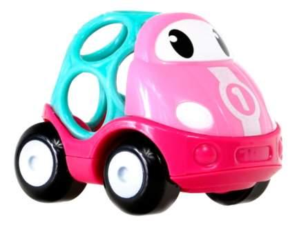 Машинка Oball Только вперед! Гоночная (розовая)