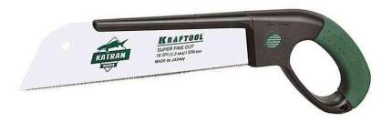 Универсальная ручная ножовка KRAFTOOL 1-15189-27-19