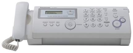 Факс Термо Panasonic KX-FP207RU белый