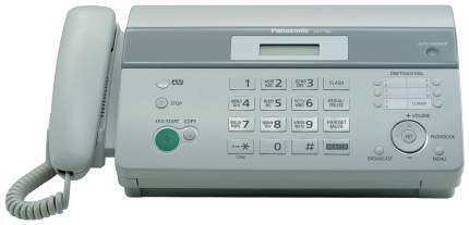 Факс Термо Panasonic KX-FT982RU белый