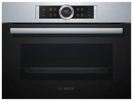 Встраиваемый электрический духовой шкаф Bosch CBG633NS1 Silver