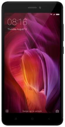 Смартфон Xiaomi Redmi Note 4 32Gb Black