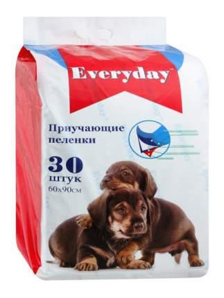 Пеленки для домашних животных на гелевой основе, 60х90см